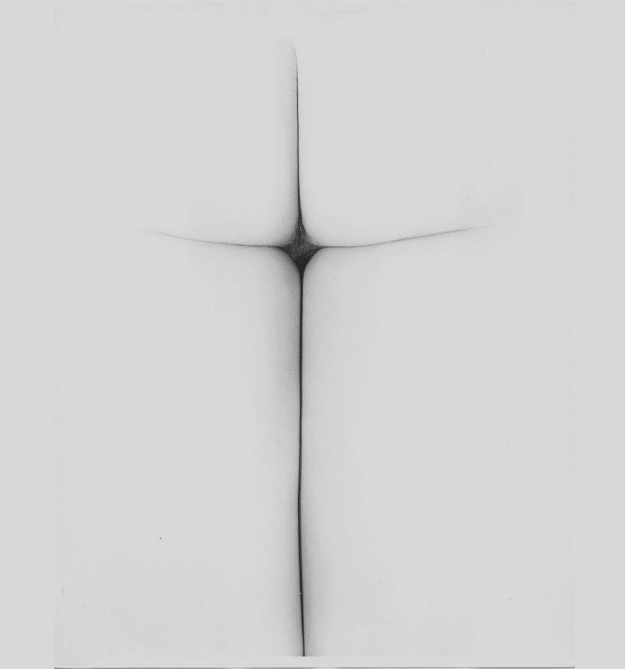 Erwin Blumenfeld Holy Cross In hoc signo vinces 1967