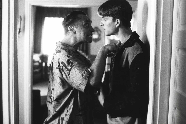 Matthew Modine in Birdy by Alan Parker 1984