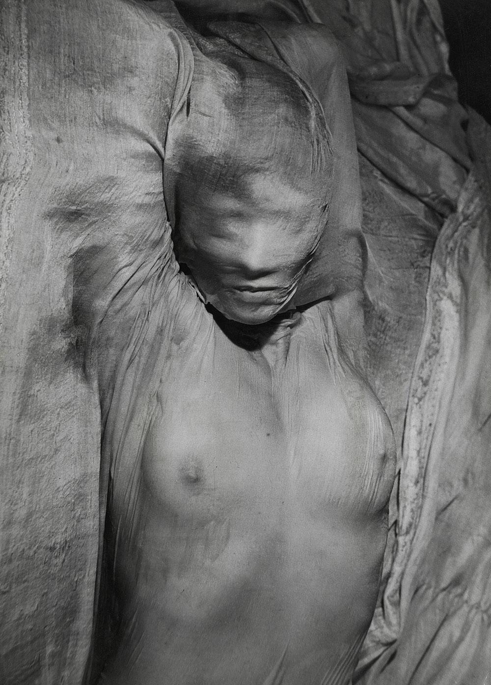 Erwin Blumenfeld Nude 1937 © The Estate of Erwin Blumenfeld